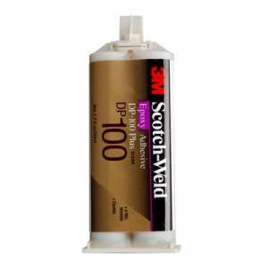 Эпоксидный двухкомпонентный клей 3М™ Scotch-Weld™ DP100 FR